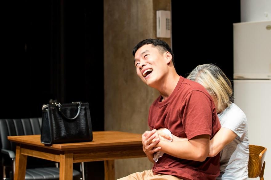 01-앙상블 Ensemble de Fabio Marra au Théâtre Sanwoollim de Séoul, Corée du Sud
